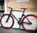 Умный велосипед из карбона