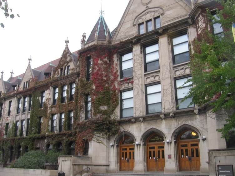 old university of chicago essays There's good news and bad news when it comes to college essays a time where that admissions office at the university of chicago and at trinity.