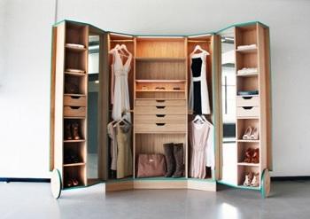 уникальный гардероб
