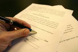 Типовой договор на оказание услуг - скачать бланк 2016 года