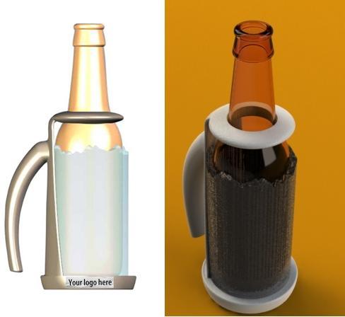 холодная кружка для пива