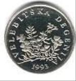 хорватская липа 50p