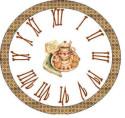 Как реализовать идею по изготовлению настенных часов