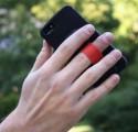 Чехол для iPhone с захватом для пальца