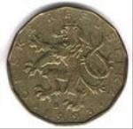чешский крона 20p