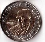 чилийское песо 500p