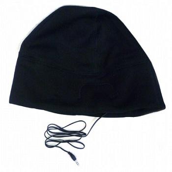 шапка с наушниками