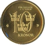 шведское эре 50a