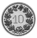 швейцарийский рапен 10a