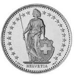 швейцарийский рапен 50p