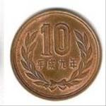 японская иена 10a