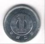 японская иена 1a