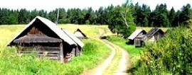 Как открыть бизнес в деревушке?