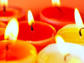 Бизнес на изготовлении свечей