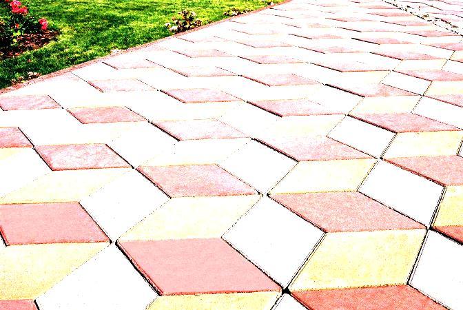Где купить форму для изготовления тротуарной плитки