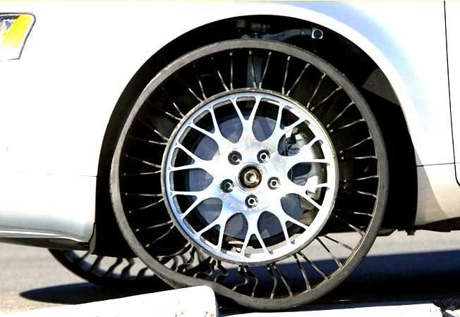 Новый вид шин