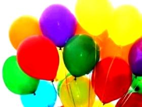 Агентство праздников дарит радость и шарики.