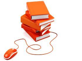 Книги и мышь