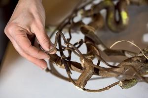 Плетеная мебель из ивы своими руками