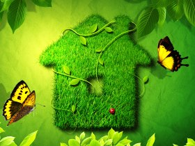 Экология, дом