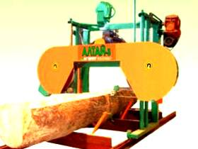 Бизнес на пилораме и деревообработке.