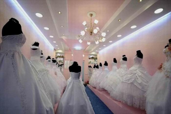 Открытие свадебного салона очень прибыльный и окупаемый вид бизнеса