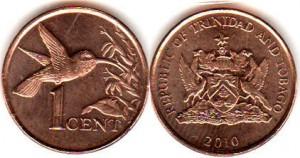 1 цент тринидад