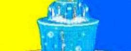 Счетчик-блокировщик воды для ванной