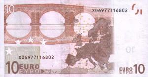 10р евро