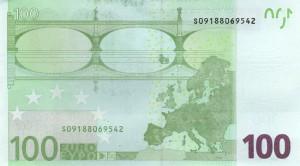 100р евро