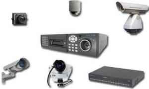 Основным видом оборудования являются элементы систем видеонаблюдения