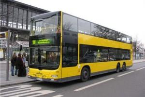 Автобус экскурсионный двухэтажный