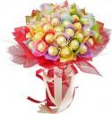 Бизнес на букетах из конфет