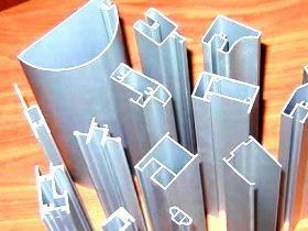 Изготовление алюминиевых профилей