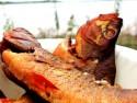 Производство и продажа копченой рыбы