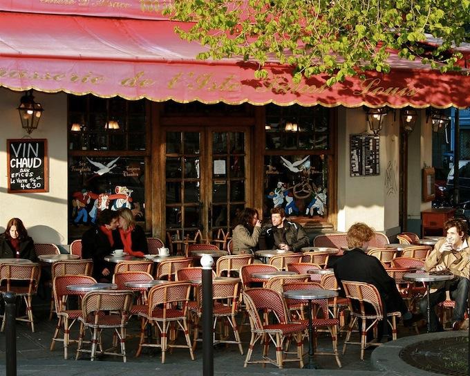 Летнее кафе должно обеспечивать комфортные условия для отдыха клиентов
