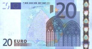 20а евро