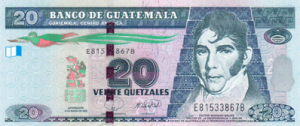 20а кетсаль гватемала
