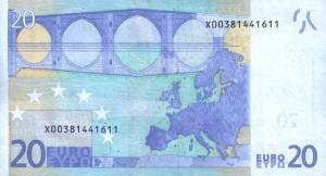 20р евро