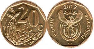 20 цент юар