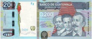 200а кетсаль гватемала