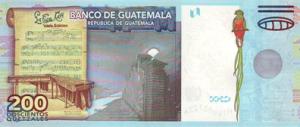 200р кетсаль гватемала