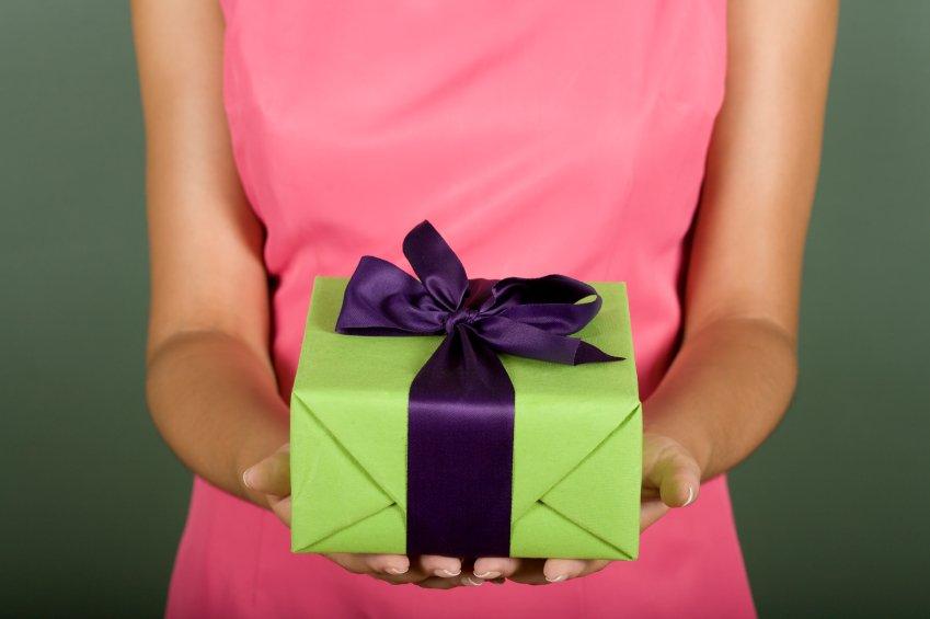 Открытие подарков