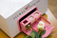 Мини принтер для цветов