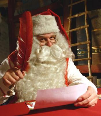Прибыль от писем Деда Мороза
