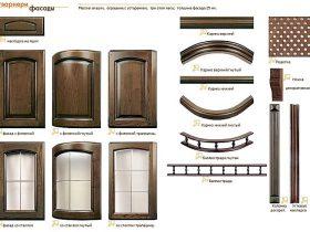Производство мебельных фасадов из МДФ