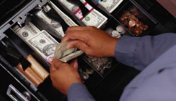 Ревизия средств в кассе