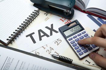 Подача декларации через личный кабинет налогоплательщика.