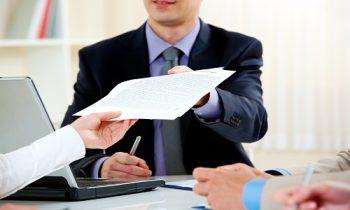 Выдача регистрационных документов