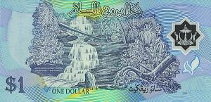 Брунейский доллар 1р